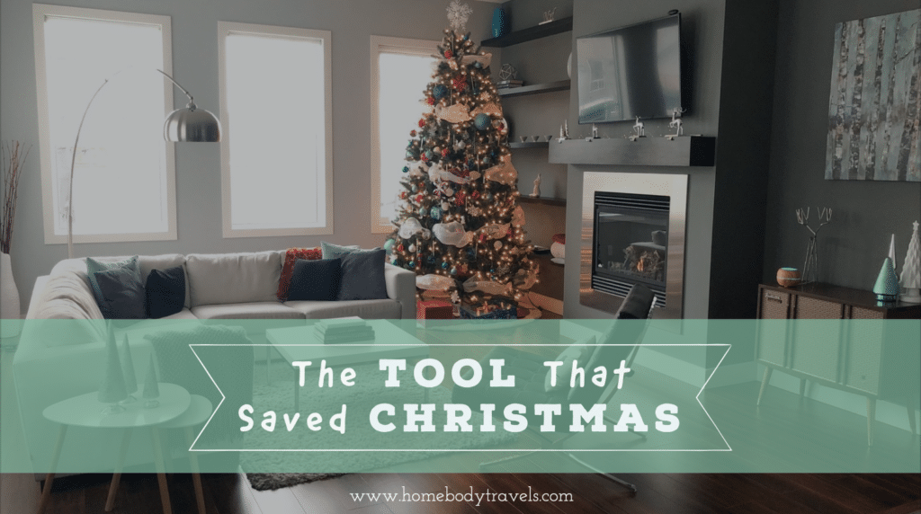 The Tool That Saved Christmas